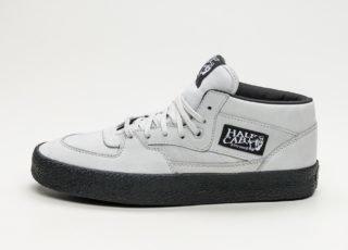 Vans Half Cab DX *Crepe* (Glacier Grey / Black)