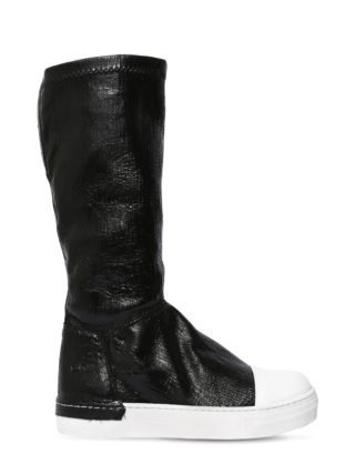 Coated Neoprene Boots (zwart)