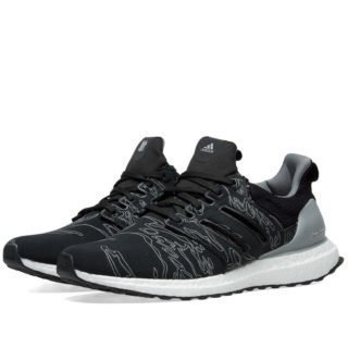 Adidas x Undefeated Ultra Boost (Black)