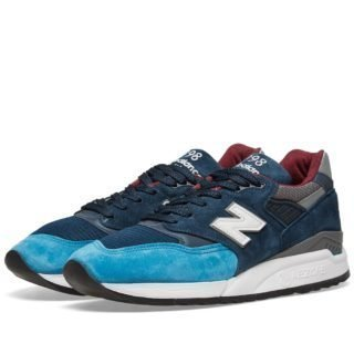 New Balance M998TCA - Made in the USA (Blue)
