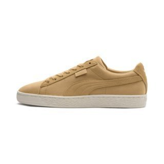 PUMA Basket Classic Cocoon sneakers (Wit/Bruin)