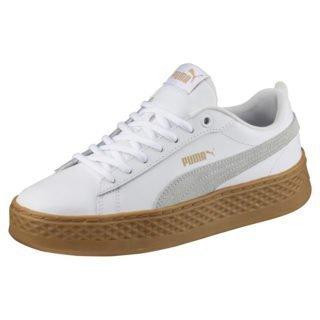 PUMA Puma Smash Platform schoenen (Wit)