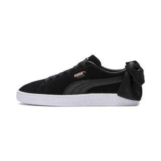 PUMA Suede Bow sneakers (Zwart)
