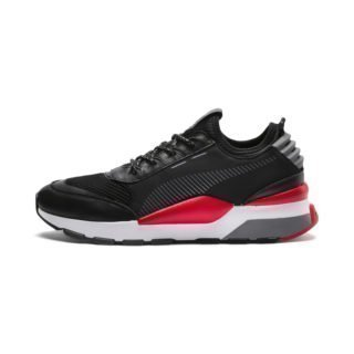 PUMA Evolution RS-0 Play sneakers (Zwart/Rood/Wit)
