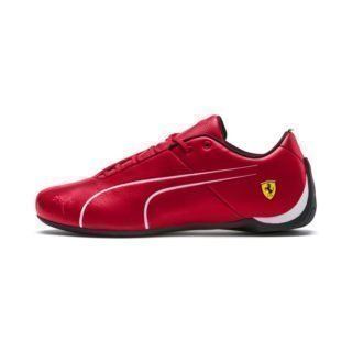 PUMA Ferrari Future Cat Ultra sneakers (Rood/Wit)