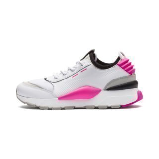 PUMA Evolution RS-0 SOUND sneakers (Roze/Grijs)
