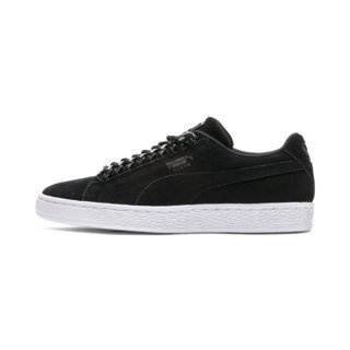PUMA Suede Classic Chains sneakers (Zilver/Zwart)