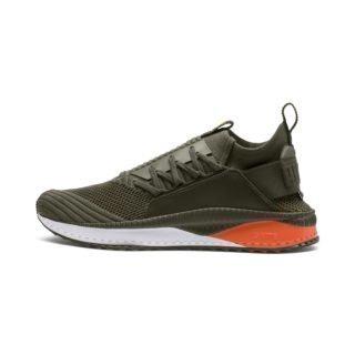 PUMA TSUGI Jun CLRSHFT sneakers (Groen/Geel/Oranje)