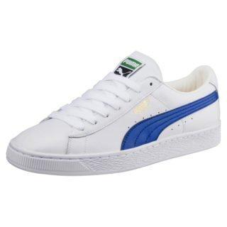 PUMA Basket Classic LFS schoenen (Wit/Blauw)