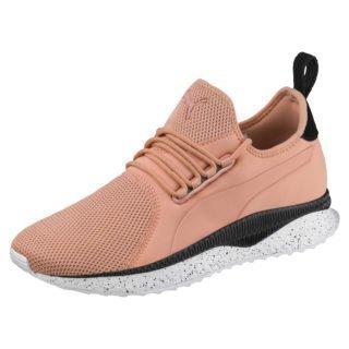 PUMA TSUGI Apex zomersportschoenen (Roze/Zwart/Wit)