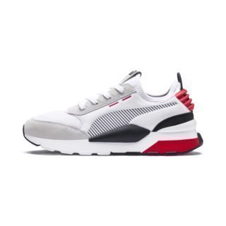PUMA RS-0 Winter Inj Toys sneakers (Wit/Rood)