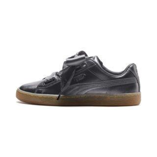 PUMA Basket Heart Luxe sneakers (Grijs)