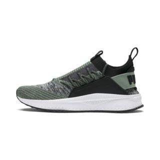 PUMA TSUGI Jun Baroque sneakers (Groen/Zwart/Wit)