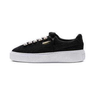 PUMA Suede Platform Bling sneakers (Zwart)