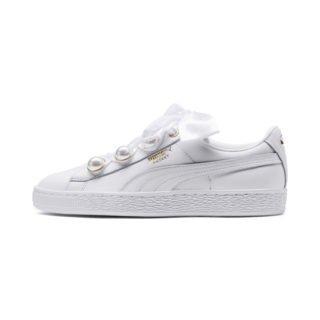 PUMA Basket Bling sneakers (Goud/Wit)