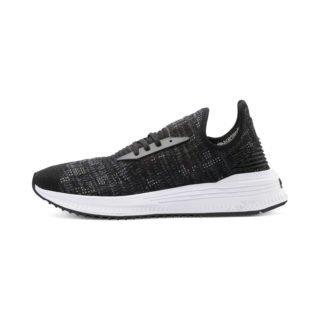 PUMA AVID evoKNIT Mosaic Evolution sneakers (Zwart/Grijs)