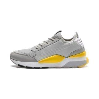 PUMA Evolution RS-0 Play sneakers (Grijs/Geel/Wit)
