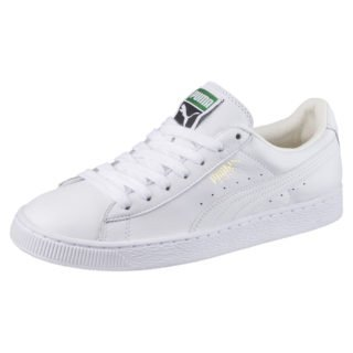 PUMA Basket Classic LFS schoenen (Wit)