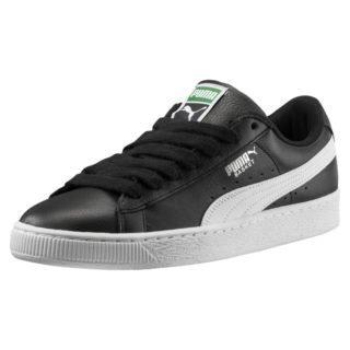 PUMA Basket Classic LFS schoenen (Zwart/Wit)