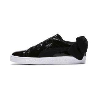 PUMA Basket Suede Bow sneakers (Zwart)