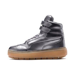 PUMA Platform Trace STMT Luxe sneakers (Grijs)