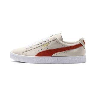 PUMA Suede 90681 sneakers (Wit/Oranje)