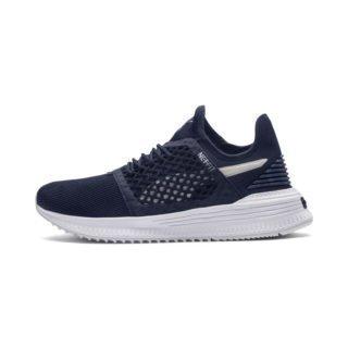 PUMA AVID NETFIT-sneakers (Blauw/Grijs/Wit)