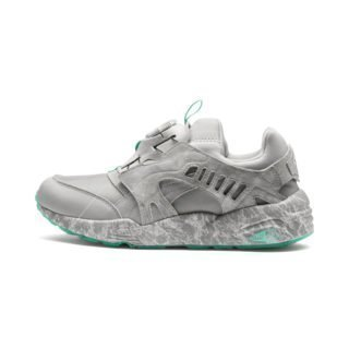 PUMA Disc Blaze Concrete sneakers (Groen/Grijs/Wit)