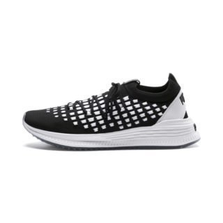 PUMA AVID FUSEFIT sneakers (Wit/Zwart)