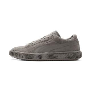 PUMA Evolution Breaker - Suede sneakers (Grijs)