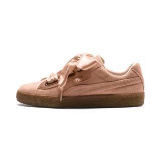 PUMA Basket Heart Corduroy sneakers (Roze)
