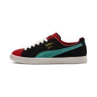 PUMA Clyde uit het archief sneakers (Rood/Wit)