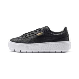 PUMA Platform Trace Ostrich sneakers (Zwart)