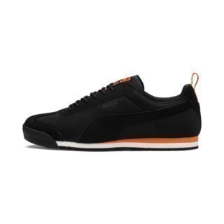 PUMA Roma Fight or Flight sportschoenen (Oranje/Zwart)
