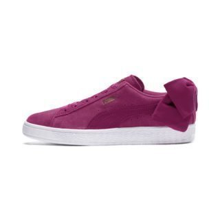 PUMA Suede Bow sneakers (Roze)