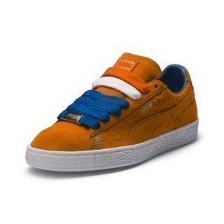 PUMA Suede Classic NYC sportschoenen (Oranje)