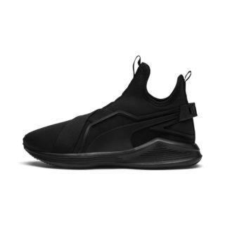 PUMA Fierce gestroomlijnde sneakers (Zwart)