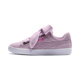 PUMA Suede Heart Street 2 sneakers (Roze)