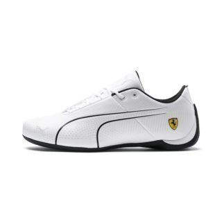 PUMA Ferrari Future Cat Ultra sneakers (Wit/Zwart)