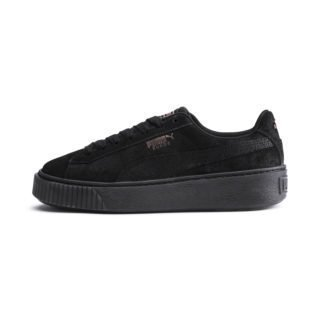 PUMA Suede Platform Arctica sneakers (Zwart)