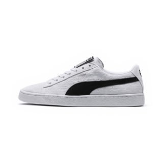 PUMA PUMA x PANINI Suede Classic sneakers (Wit/Zwart)