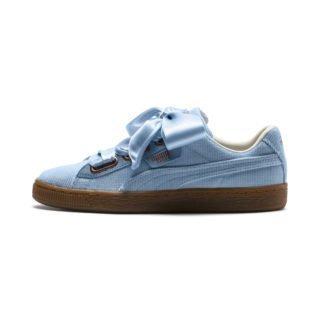 PUMA Basket Heart Corduroy sneakers (Blauw)
