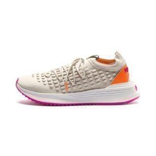 PUMA AVID FUSEFIT sneakers (Wit/Oranje/Bruin)