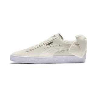 PUMA Suede Bow sneakers (Wit)