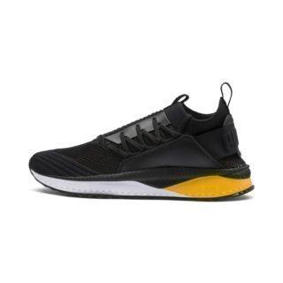PUMA TSUGI Jun CLRSHFT sneakers (Zwart/Rood/Geel)