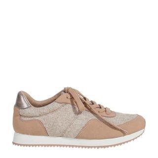 Parfois sneakers zalm (dames) (oranje)