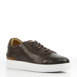 By Berry leren sneakers bruin (heren) (bruin)