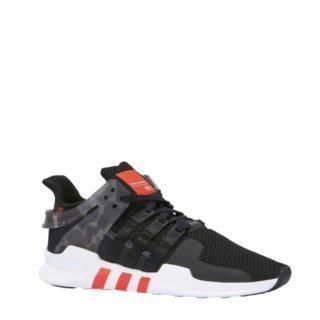 online retailer adf20 41159 adidas originals EQT Support ADV sneakers zwart (heren) (zwart)