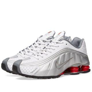 Nike Shox R4 (Silver)