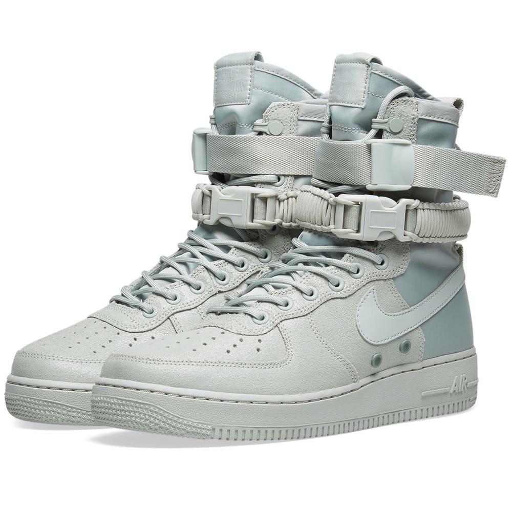 premium selection 87d82 64d47 Nike Air Force 1 SF W (Green)